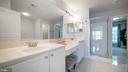 Primary bath stall shower - 12712 PIEDMONT TRAIL RD, CLARKSBURG