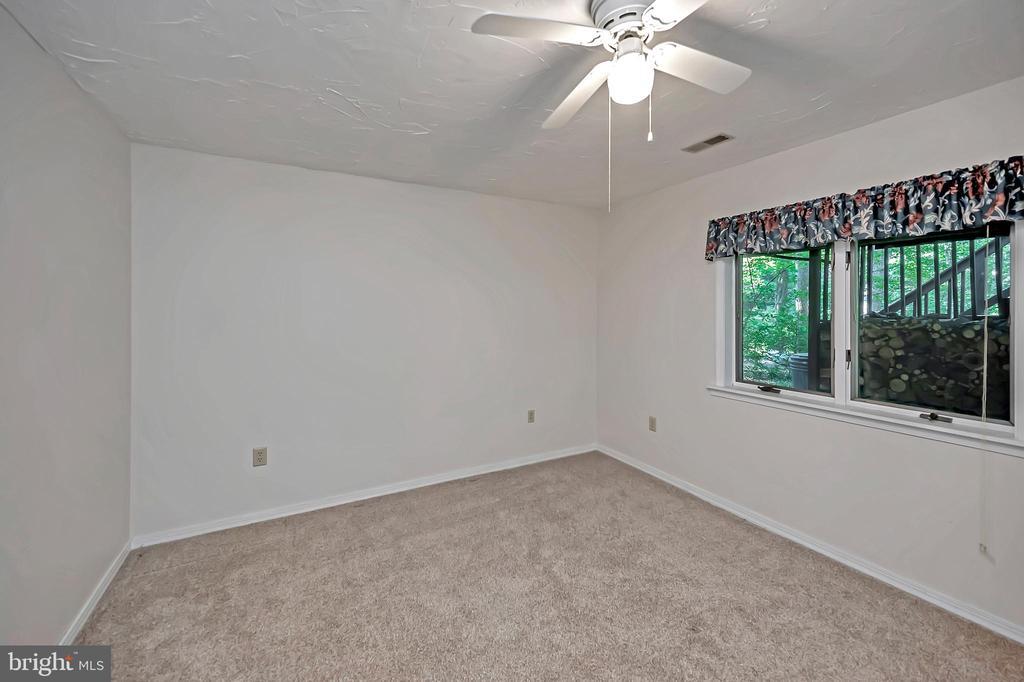 Bedroom #2 lower level - 110 CUMBERLAND CIR, LOCUST GROVE