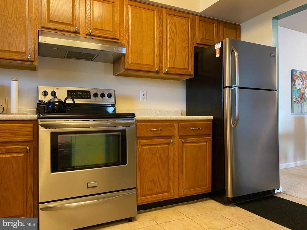 All appliances convey! - 8800 TANGLEWOOD LN #NONE, MANASSAS