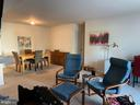 Open and airy living spaces. - 8800 TANGLEWOOD LN #NONE, MANASSAS