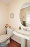 Main level guest bath. - 15305 LIONS DEN RD, BURTONSVILLE