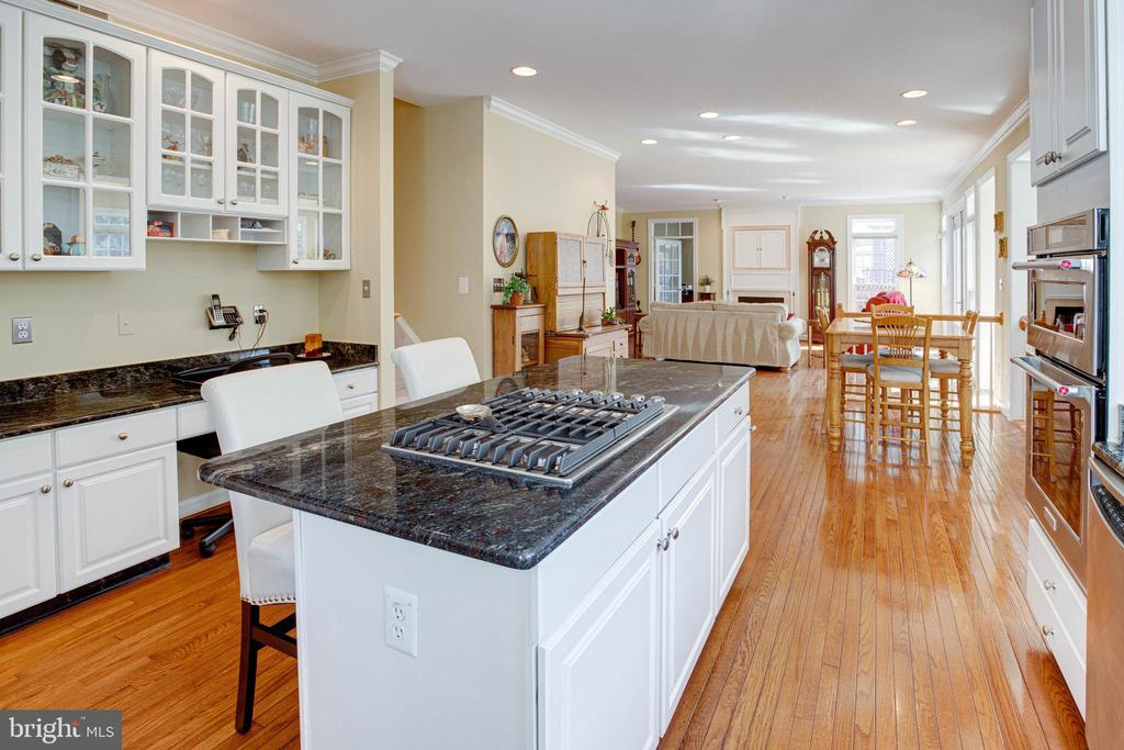 A VERY open floor plan! - 25891 MCKINZIE LN, CHANTILLY