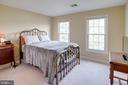 Bedroom #2 - 25891 MCKINZIE LN, CHANTILLY