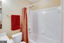 Upper Level Hall Bath - 25891 MCKINZIE LN, CHANTILLY