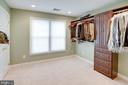 3rd Bedroom could be a dressing room - 25891 MCKINZIE LN, CHANTILLY