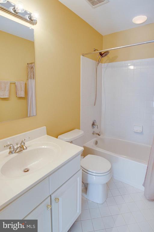 Princess Suite Full bath - 25891 MCKINZIE LN, CHANTILLY