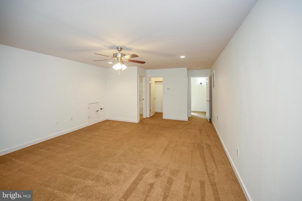 Bedroom #4 upper level - 12812 ORANGE PLANK RD, LOCUST GROVE