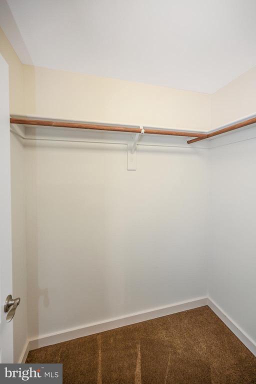 Bedroom #4 walk in closet - 12812 ORANGE PLANK RD, LOCUST GROVE