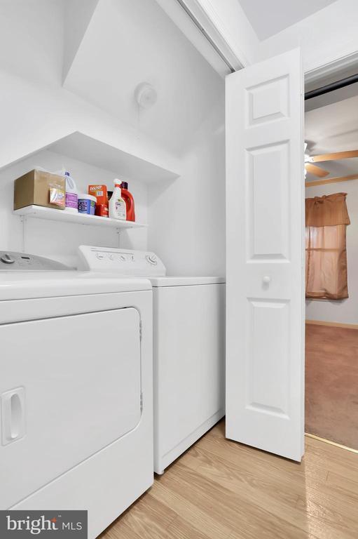 Laundry Room - 9 SPRINGER CT, THURMONT