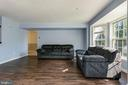 Large and Opens to Kitchen - 100 MOSER CIR, THURMONT