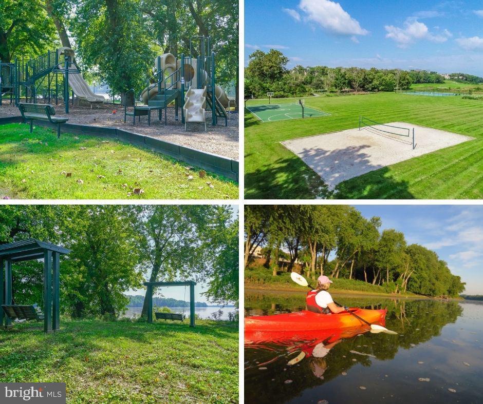 So many resort-like amenities! - 18362 FAIRWAY OAKS SQ, LEESBURG