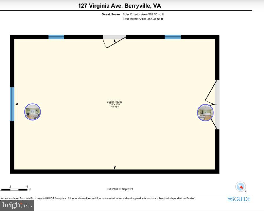 - 127 VIRGINIA AVE, BERRYVILLE