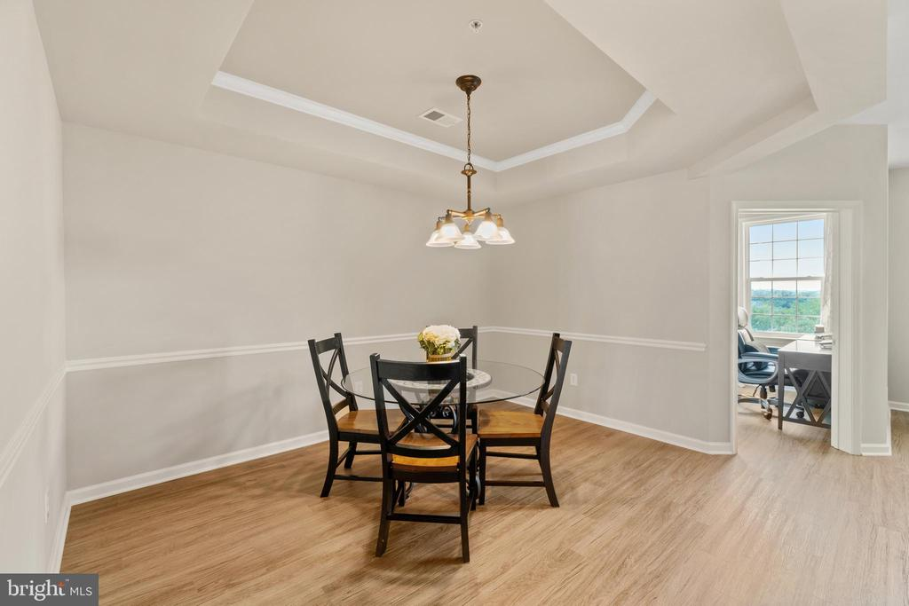Dining Room - 19406 COPPERMINE SQ, LEESBURG