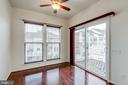 Sunroom w/Access to Trex Balcony - 42660 NEW DAWN TER, BRAMBLETON