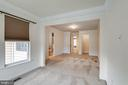 Sitting Room - 42660 NEW DAWN TER, BRAMBLETON