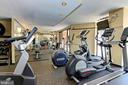 Fitness Center with Cardio & Weights! - 1001 N RANDOLPH ST #604, ARLINGTON