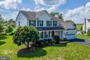 Offering a Gracious Covered Front Porch - 513 EWELL CT, BERRYVILLE
