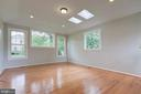 Large in-law suite, skylights & recessed lighting - 13832 TURNMORE RD, SILVER SPRING