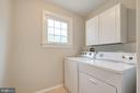 Second laundry on the second floor - 13832 TURNMORE RD, SILVER SPRING