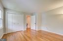 Closets in the third bedroom - 13832 TURNMORE RD, SILVER SPRING