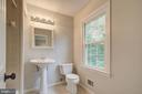 Renovated second bathroom - 13832 TURNMORE RD, SILVER SPRING