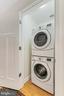Washer and Dryer - 1700 N CLARENDON BLVD #123, ARLINGTON