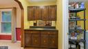 Butler Pantry Next to Dining Room & Walk In Pantry - 2056 FARRAGUT DR, STAFFORD