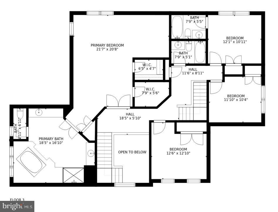 Second Floor - 25891 MCKINZIE LN, CHANTILLY