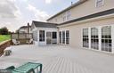 Huge custom deck with Florida room addition! - 15305 LIONS DEN RD, BURTONSVILLE