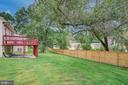 Spacious  backyard - 13832 TURNMORE RD, SILVER SPRING