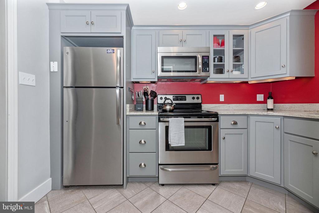 Kitchen - 24 S COURT, THRU 26 ST, FREDERICK