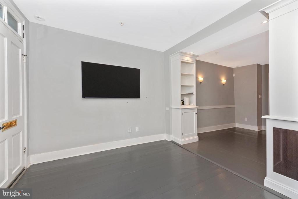 Living Room 26 - 24 S COURT, THRU 26 ST, FREDERICK