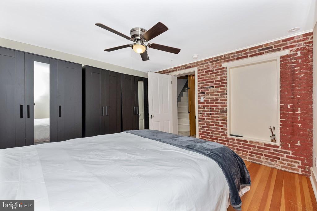 2nd Bedroom - 24 S COURT, THRU 26 ST, FREDERICK
