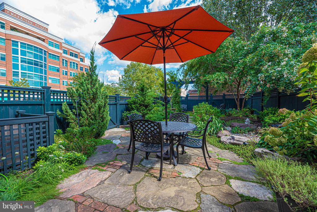 City views from private backyard - 24 S COURT, THRU 26 ST, FREDERICK