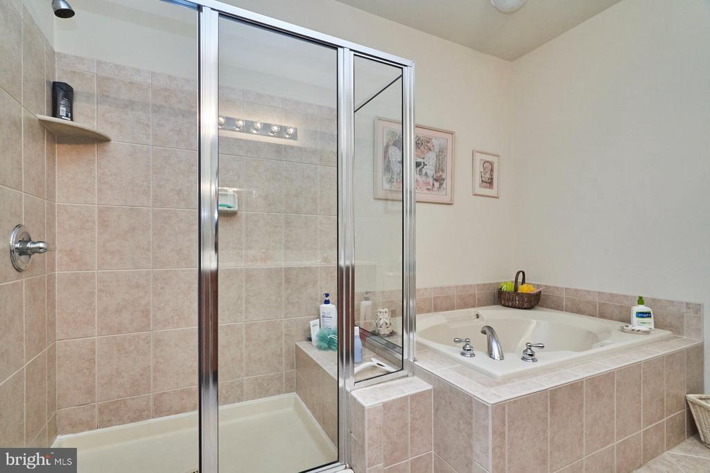 Soaking Tub and Shower Stall - 15231 ROYAL CREST DR #104, HAYMARKET