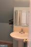 Bath upstairs - 107 PRICE DR, MANASSAS PARK