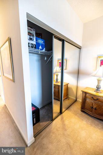 2nd closet in Prim . bdrm - 19375 CYPRESS RIDGE TER #711, LEESBURG