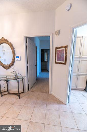 foyer looking into hallway of Prim bdrm suite - 19375 CYPRESS RIDGE TER #711, LEESBURG