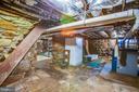 Cellar shows the history of this home - 1501 CAROLINE ST, FREDERICKSBURG