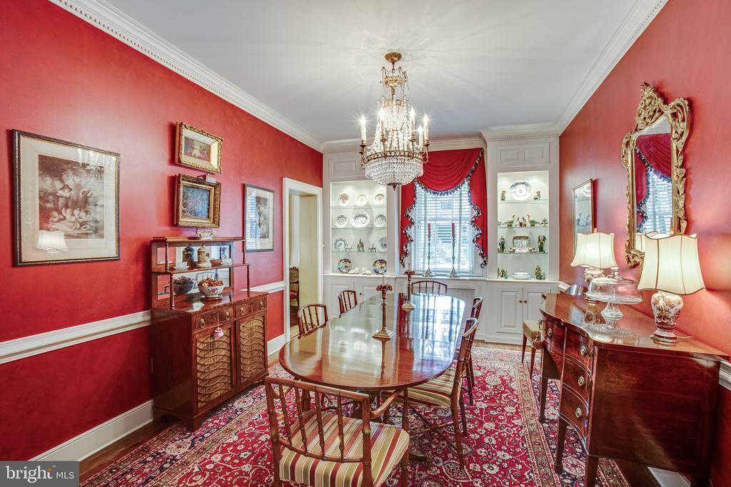 Formal Dining Room - 1501 CAROLINE ST, FREDERICKSBURG