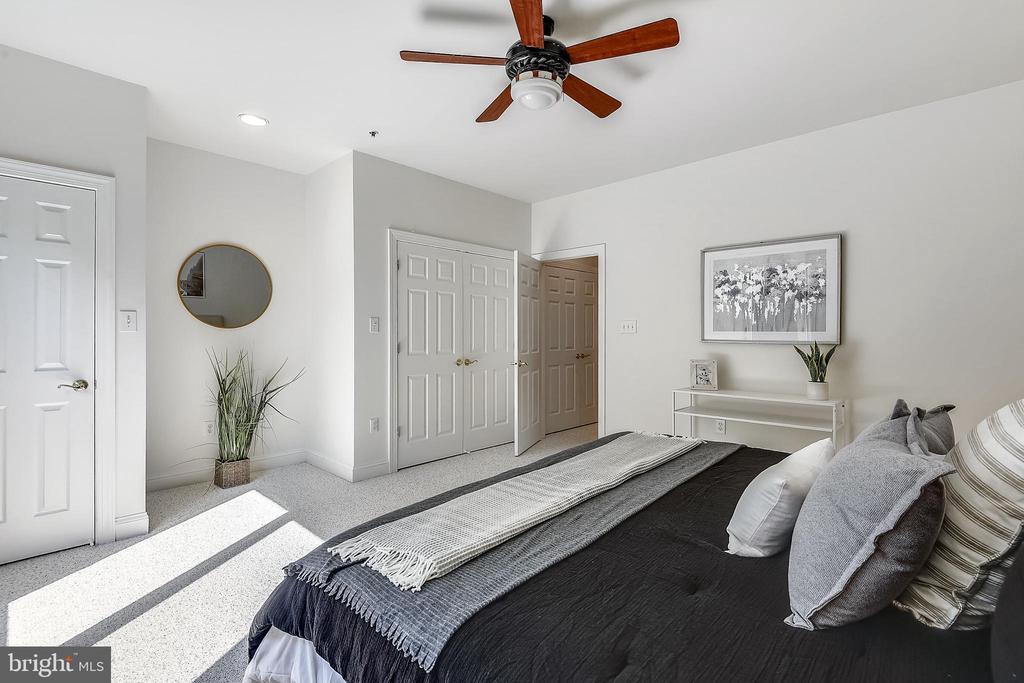 Bedroom #2 - 1326 N CLEVELAND ST, ARLINGTON