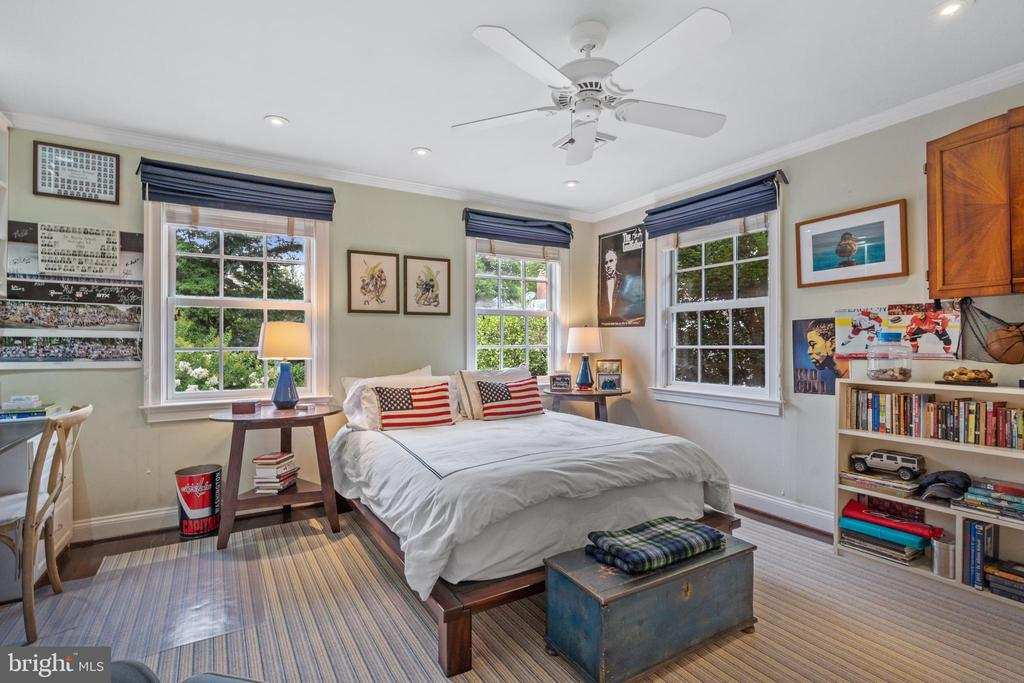 Bedroom 2 - 1644 AVON PL NW, WASHINGTON