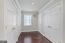 Closets - 1644 AVON PL NW, WASHINGTON