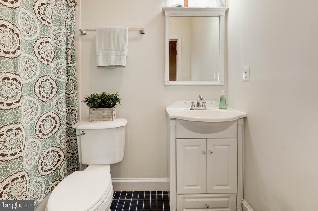 Full Lower Level Bath - 36906 N FORK RD, PURCELLVILLE