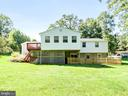 back of house - 2036 FIRE TOWER LN, IJAMSVILLE