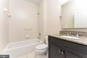 First floor full bathroom - 262 W NORTH AVE, WINCHESTER