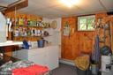 Basement laundry and storage room - 11690 FREDERICK RD, ELLICOTT CITY