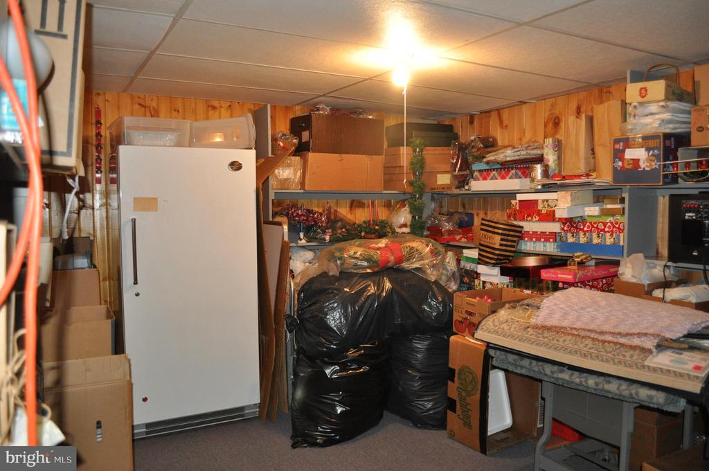 Basement storage room - 11690 FREDERICK RD, ELLICOTT CITY