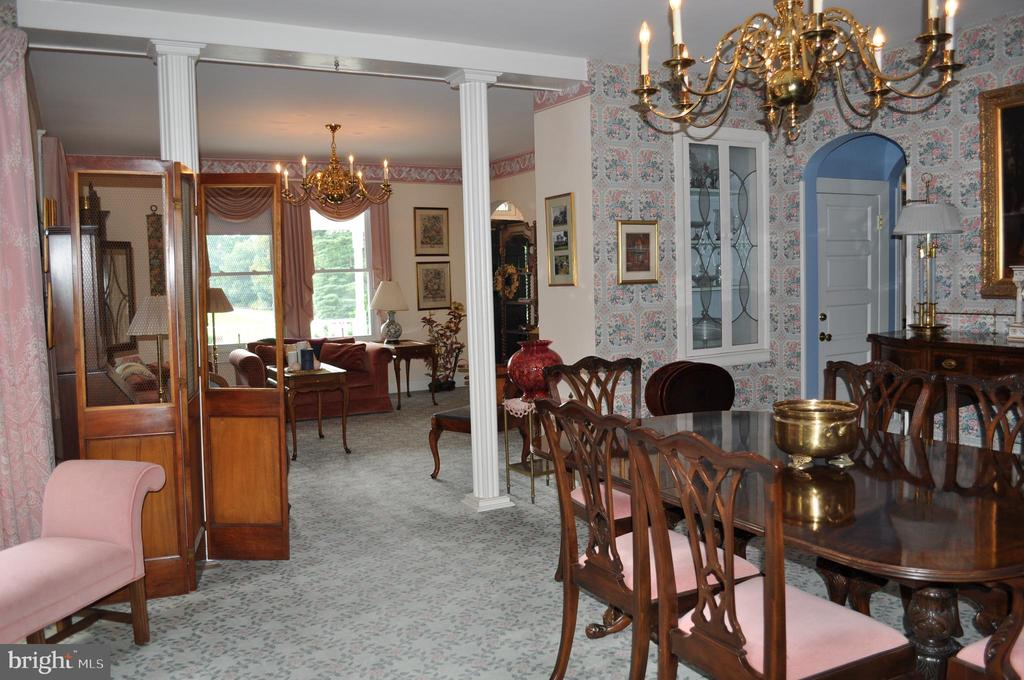 Decorating in the late Victorian style - 11690 FREDERICK RD, ELLICOTT CITY