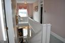 Upstairs hallway - second floor - 11690 FREDERICK RD, ELLICOTT CITY